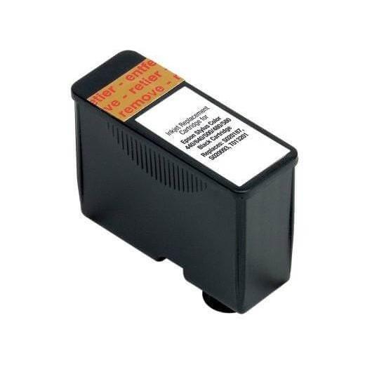 Compatible Epson T0501 - Noir