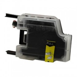 Brother LC1280XLBK - Noir - Cartouche Compatible Brother