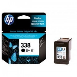 HP 338 - HP C8765EE - Noir - Cartouche d'encre HP