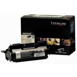 Lexmark 64004HE - Noir - Toner Lexmark
