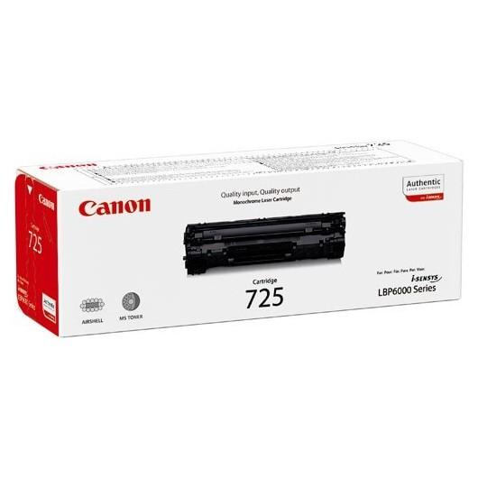 EP725 Noir Toner Canon