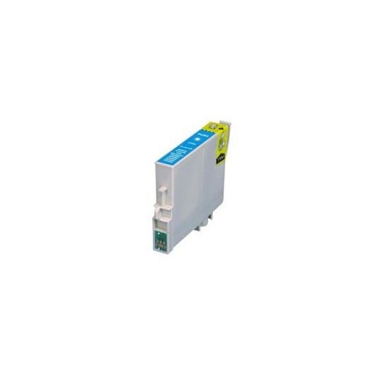 Compatible Epson T0712 - Cyan