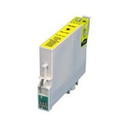 Epson T0714 - Guepard - Jaune - Cartouche d'encre Compatible Epson