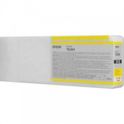 Epson T6364 - Jaune - Cartouche d'encre Epson