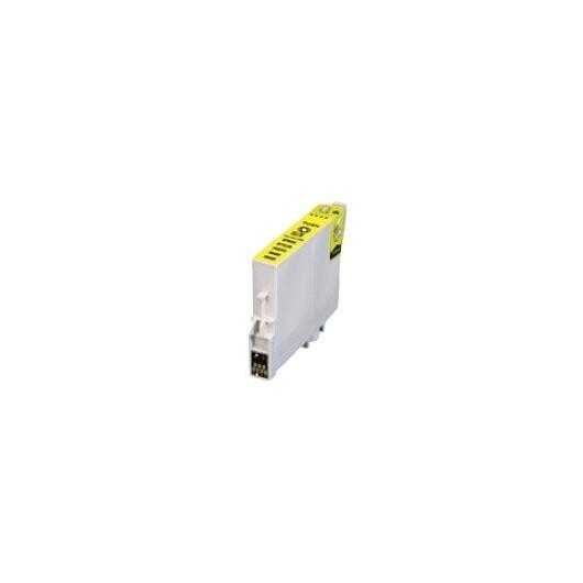 Compatible Epson T0444 T0454 - Jaune