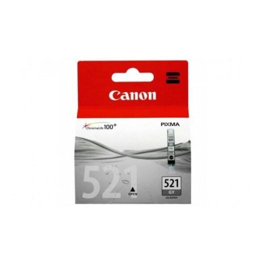 CLI521 Gris Cartouche Jet d'encre Canon