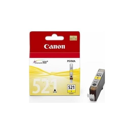 CLI521 Jaune Cartouche Canon