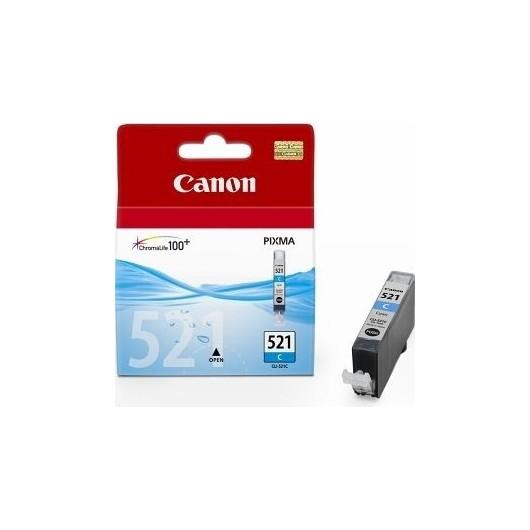 CLI521 Cyan Cartouche Canon