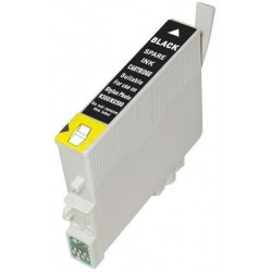 Epson T0801 - Colibrir - Noir - Cartouche d'encre Compatible Epson