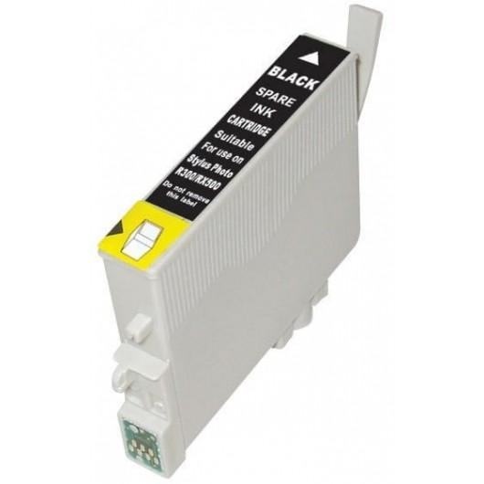 Compatible Epson R265/R360/RX560 - T080140 Noir