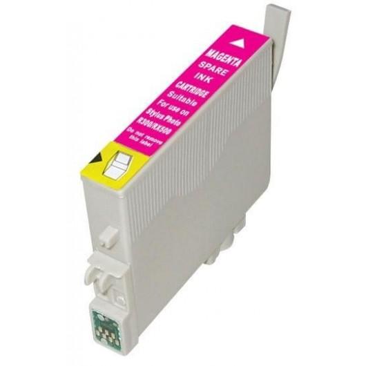 Compatible Epson R265/R360/RX560 - T080340 Magenta