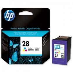 HP 28 - HP C8728AE - Trois Couleurs - Cartouche d'encre HP