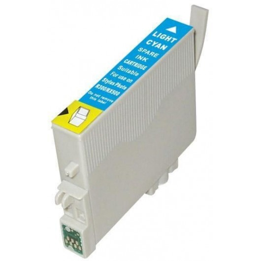 Compatible Epson R265/R360/RX560 - T080540 Light Cyan