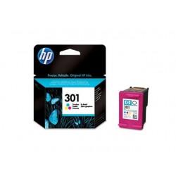 HP 301 - HP CH562EE - Trois Couleurs - Cartouche d'encre HP