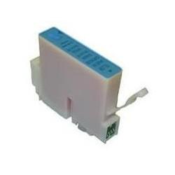 Epson T0322 - Cyan - Cartouche d'encre Compatible Epson