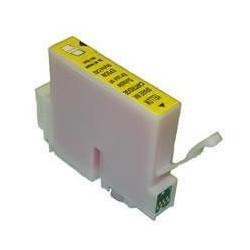 Epson T0324 - Jaune - Cartouche d'encre Compatible Epson
