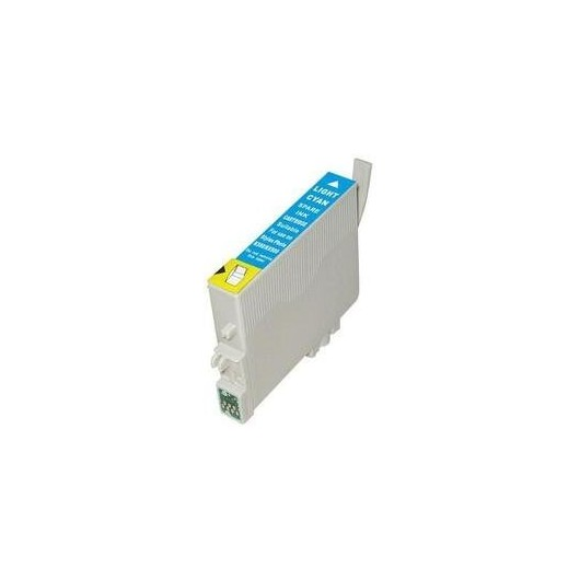 Compatible Epson T048540 Light Cyan