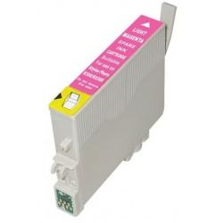 Epson T0486 - Hyppocampe - Magenta Clair - Cartouche d'encre compatible Epson