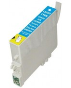 Compatible Epson T048240 Cyan