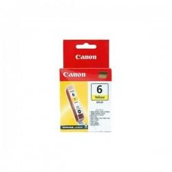 Canon BCI-6Y - 4708A002 - Jaune - Cartouche d'encre Canon