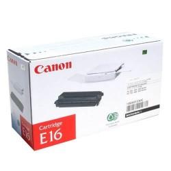 E16 Toner Noir Canon