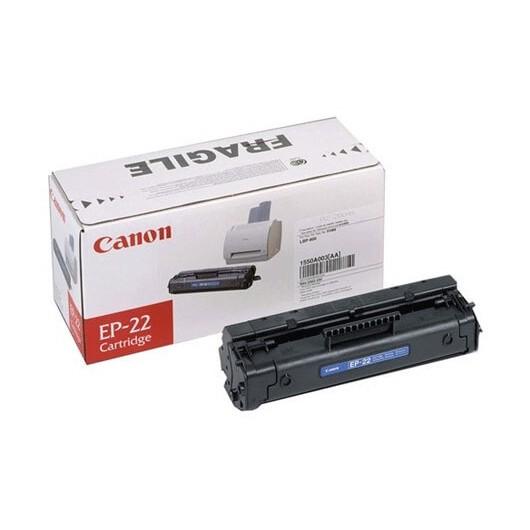EP22 Toner Noir Canon