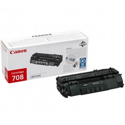 0266B002 Toner Noir Canon CRG 708
