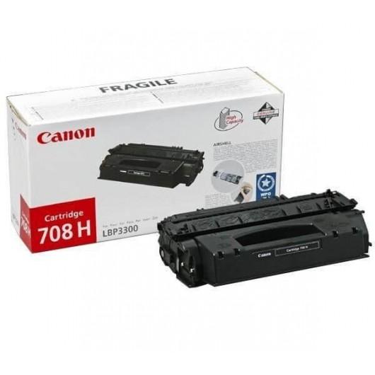 0917B002 Toner Noir Canon CRG 708H