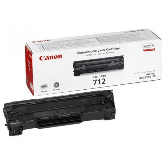 1870B002 Toner Noir Canon CRG 712