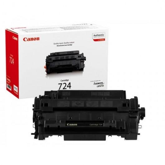 3487B002 Toner Noir Canon CRG 724