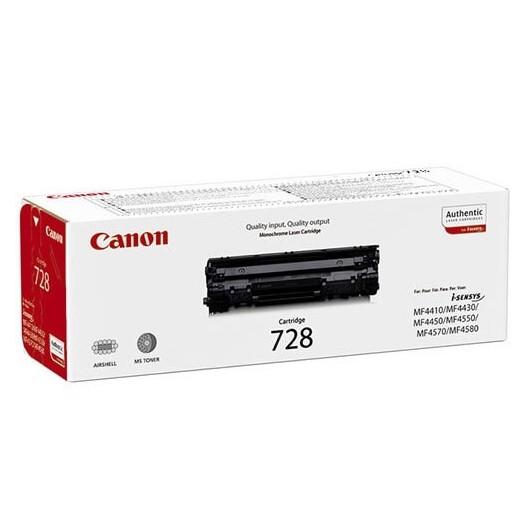 3500B002 Toner Noir Canon CRG 728
