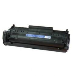 HP 12A - HP Q2612A - Noir - Toner Compatible HP