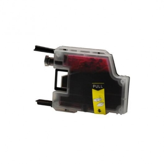 LC1240M Magenta Cartouche jet d'encre Compatible Brother LC-1240M