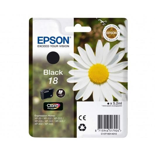 T1806 Pack de 4 Cartouches Epson N°18