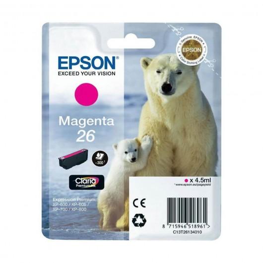 Epson T2613 - 26 Ours Polaire- Cartouche Epson