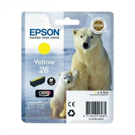 Epson T2614 - 26 Ours Polaire- Cartouche Epson