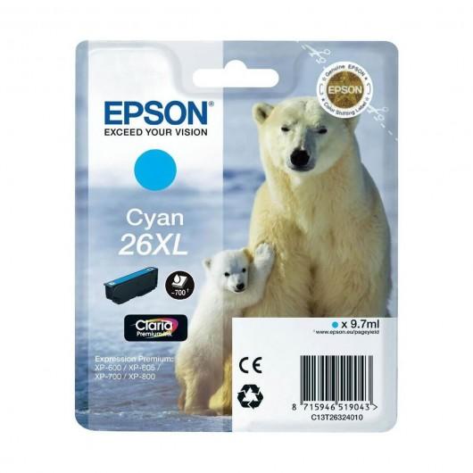 Epson T2632 - 26XL Ours Polaire- Cartouche Epson