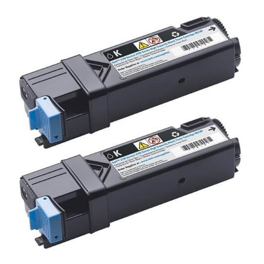 593-11035 - 899WG - Noir - Toner Dell (Lot de 2)