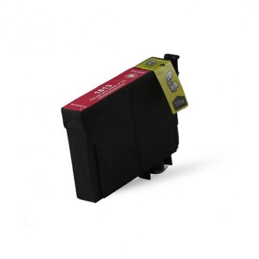 Epson T1813 - Epson 18XL -Epson  Pâquerette - Magenta - Cartouche Compatible