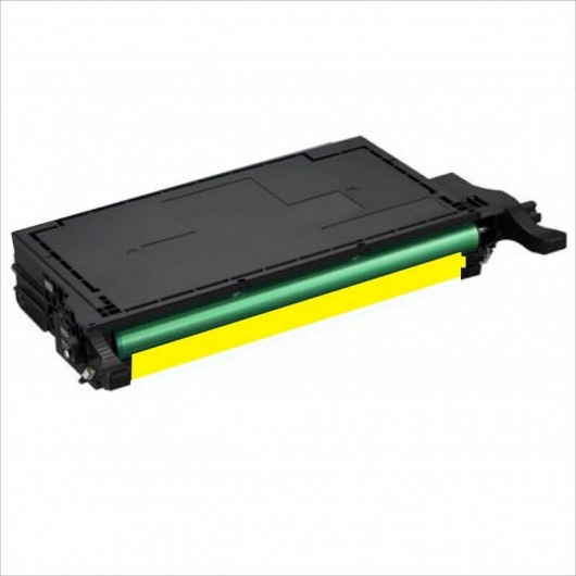 Samsung CLT-Y6092S - Jaune - Toner Compatible Samsung