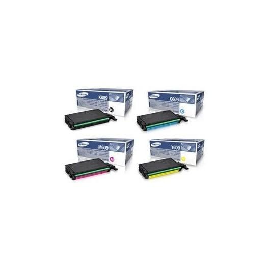 Samsung CLT-6092S - Noir / Couleurs - Pack 4 Toners Samsung