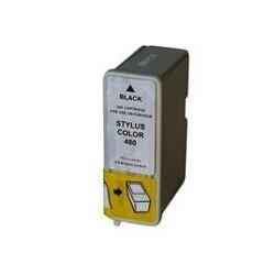 Epson T013 - Fleurs - Noir - Cartouche d'encre Compatible Epson