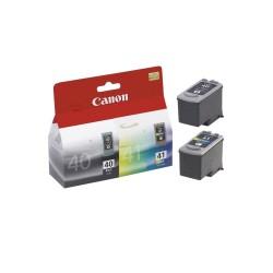 Canon PG-40 / CL-41 - 0615B053 - Pack de 2 Cartouches Canon
