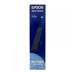 Epson S015384 - Noir - Ruban Epson