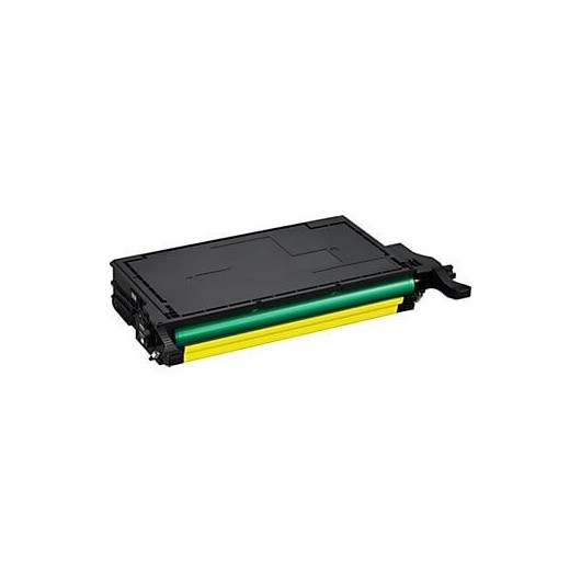 Samsung CLT-Y5082L - Jaune - Toner XL Compatible Samsung