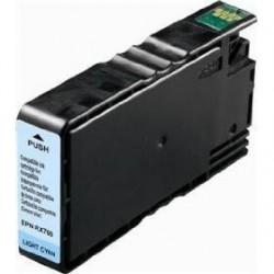 Epson T5595 - Pingouin - Cyan Clair - Cartouche d'encre Compatible Epson