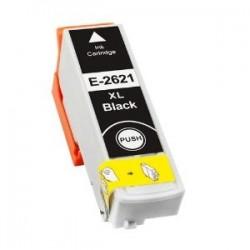 Epson T2621 - Epson 26XL - Ours Polaire - Noir - Cartouche Compatible