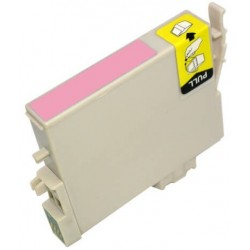 Epson T0596 - Lys - Magenta Clair - Cartouche d'encre Compatible Epson