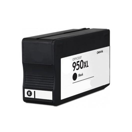 HP 950XL - HP CN045AE - Noir - Cartouche Compatible HP