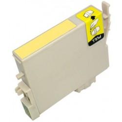 Epson T0594 - Lys - Jaune - Cartouche d'encre Compatible Epson